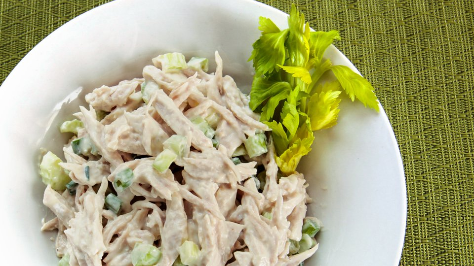 Jamie's Turkey Salad