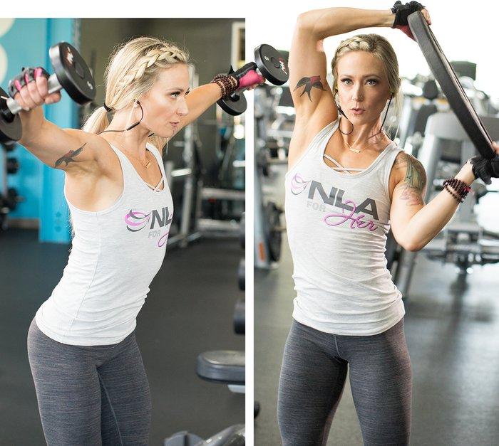 Shoulder Transformation Workout
