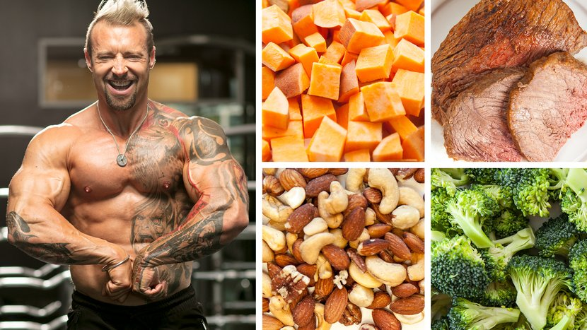 The Ultimate Kris Gethin Muscle-Building Meal Plan