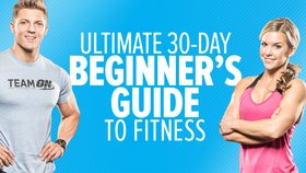 The Ultimate 30-Day Beginner's Guide To Fitness