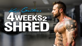 Kris Gethin's 4Weeks2Shred