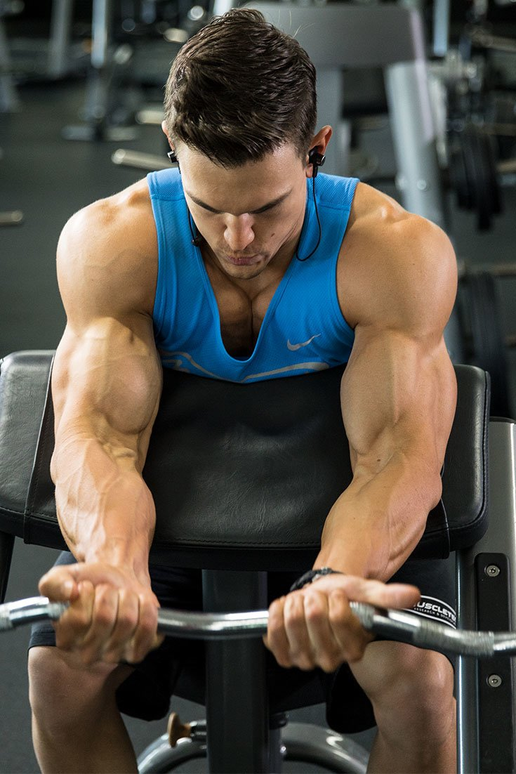 Super Pump Arm Workout Circuit Training To Gain Muscle And Lose Fat Ripped Tips