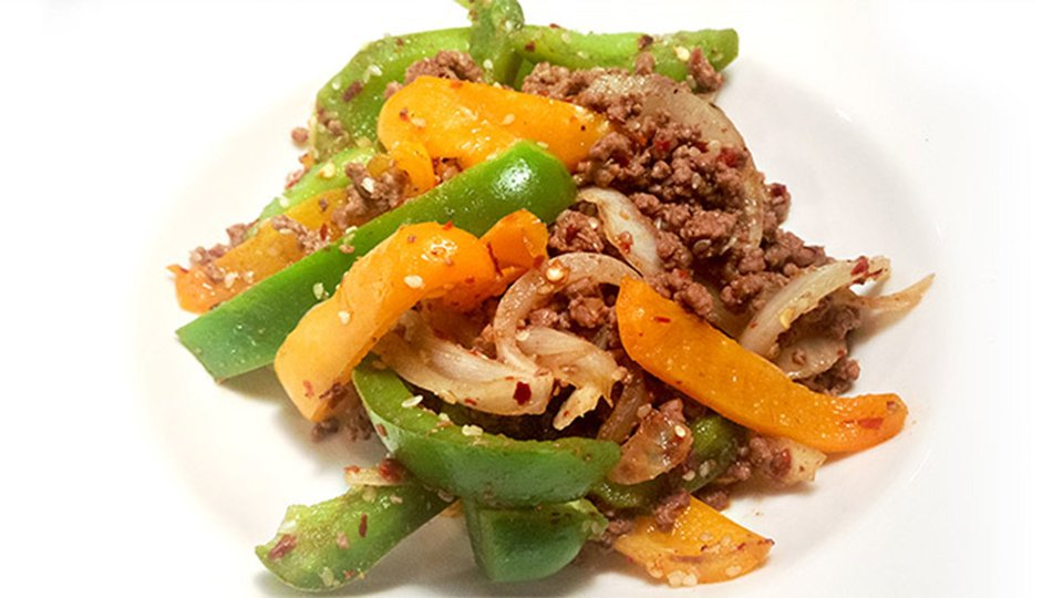 Jim Stoppani's Shortcut To Shred Recipes: Beef Stir Fry For Brawn