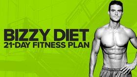 The Bizzy Diet 21-Day Fitness Plan