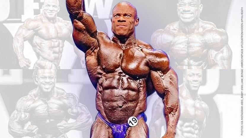 Can Anyone Take Phil Heath's Olympia Crown in 2018?