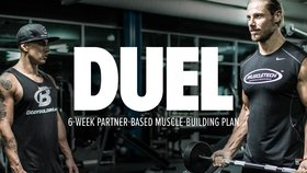 Duel: 6-Week Partner-Based Muscle-Building Plan
