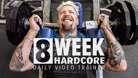 Kris Gethin's 8-Week Hardcore Video Trainer