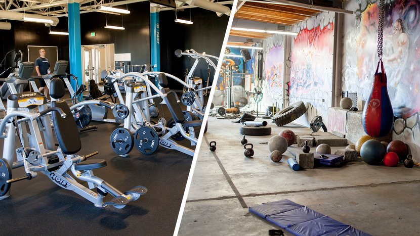 High-End Gyms Versus Old-School Gyms: Which One Is Right For You?