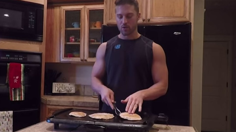 Mike Hildebrandt's Protein Pancakes