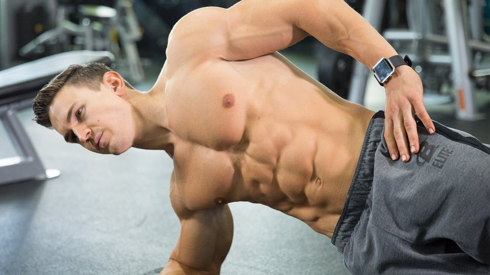how to get six pack abs using supersets