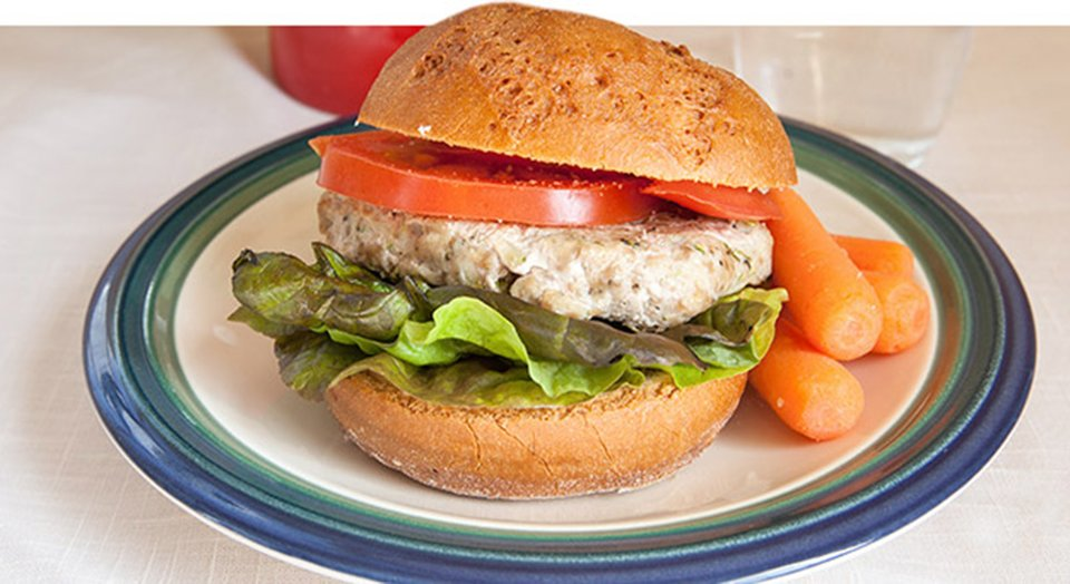 Jamie Eason's Italian Turkey Burgers