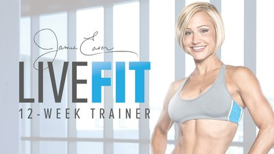 Jamie Eason's LiveFit Trainer - Your 12-Week Transformation Plan! mobile header image
