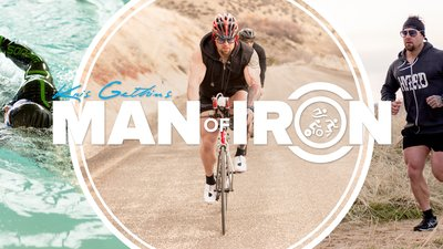 Kris Gethin: Man of Iron mobile header image
