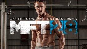 MFT28: Greg Plitt's 4-Week Military Fitness Trainer