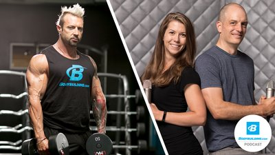 Podcast Episode 29: Kris Gethin Crosses The Finish Line