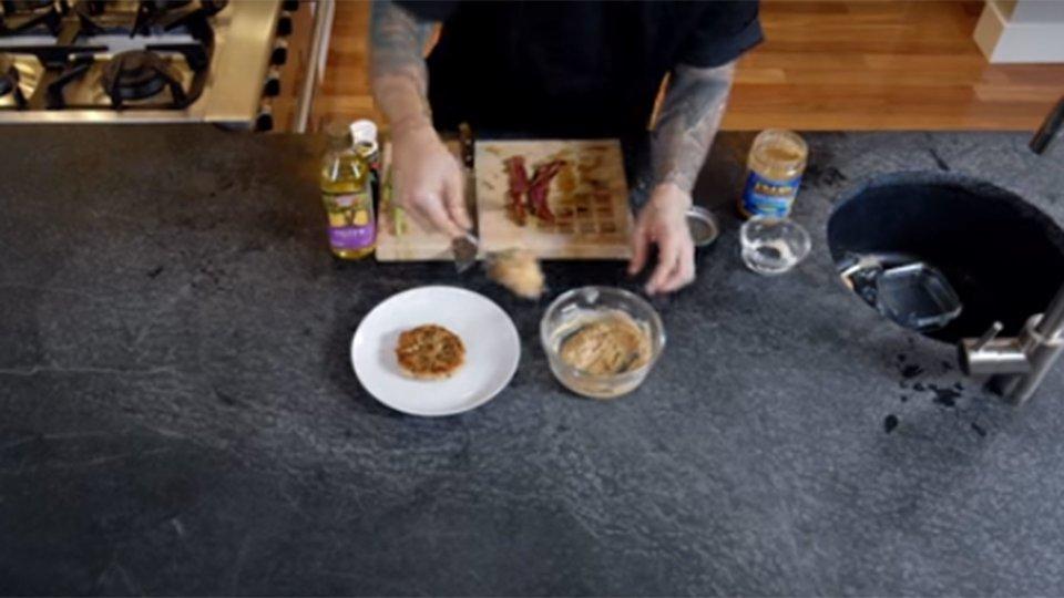 Protein Peanut Butter Spread