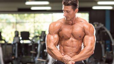 Sadik Hadzovic's Chiseled Chest Workout