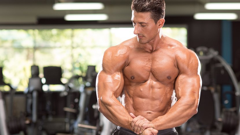 Sadik Hadzovic's Chiseled Chest Workout