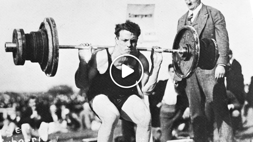 History of the Squat Video