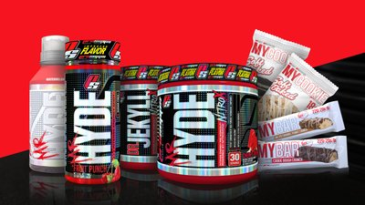 Supplement Company Of The Month: ProSupps