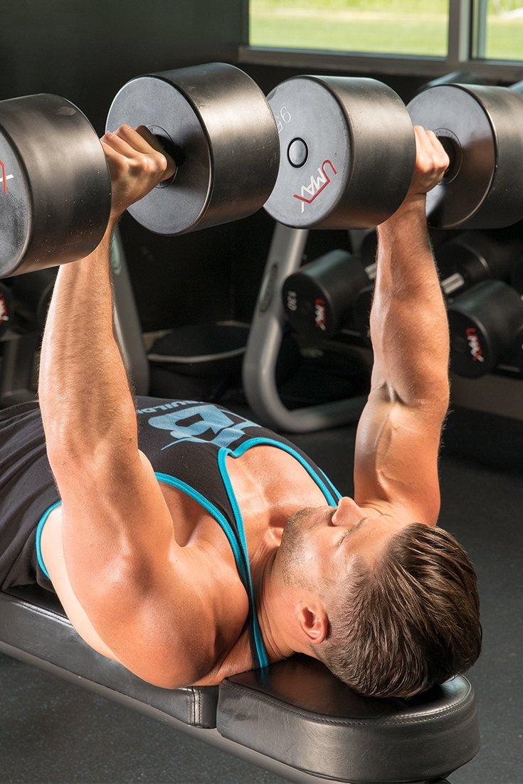 The 13 Best Chest Exercises For Men
