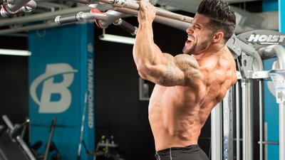 The Back Workout You'll Feel Till Next Week