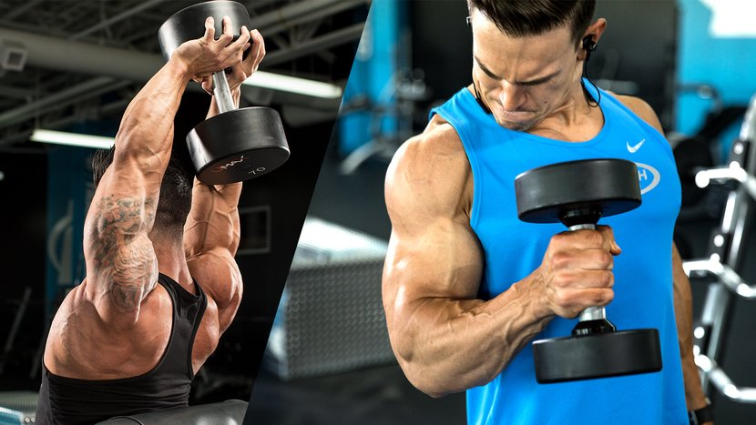 We Ask The Pros: What's Your Favorite Superset?