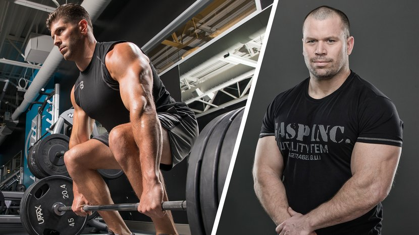 Ask The Super Strong Guy: What's The Right Start Position For A Deadlift?