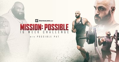 Mission: Possible 16-Week Challenge