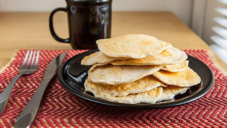 Low-Carb Myofusion Pancakes