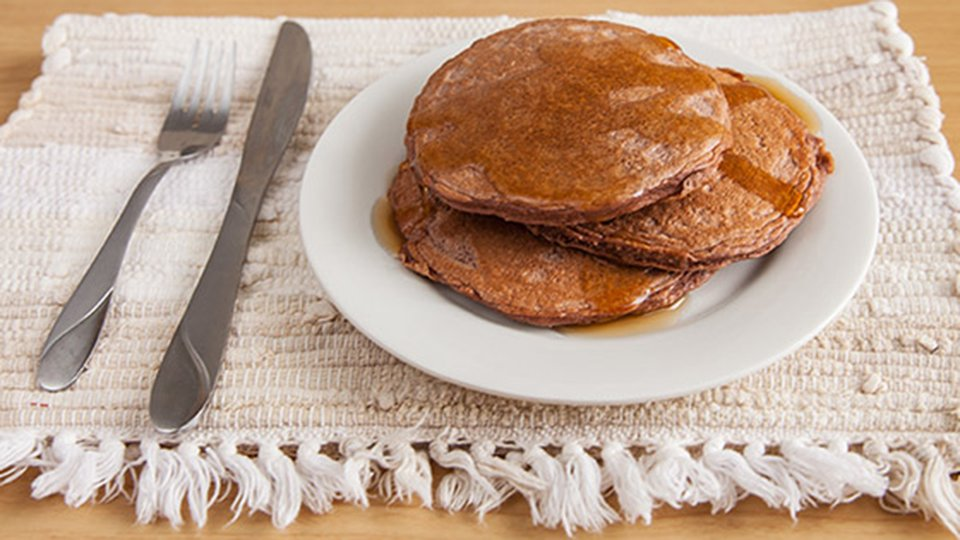 The Ultimate Muscle Building Pancake