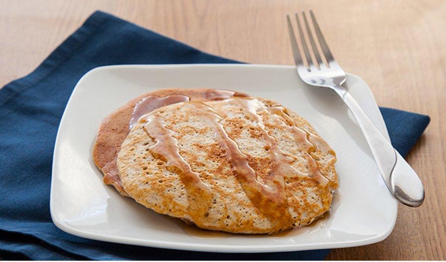 Protein Cinnamon Pancakes