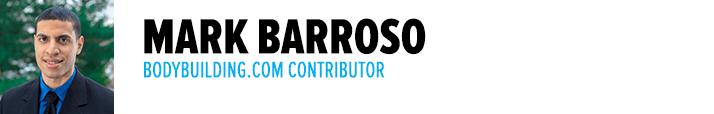 Mark Barroso, NSCA-CPT