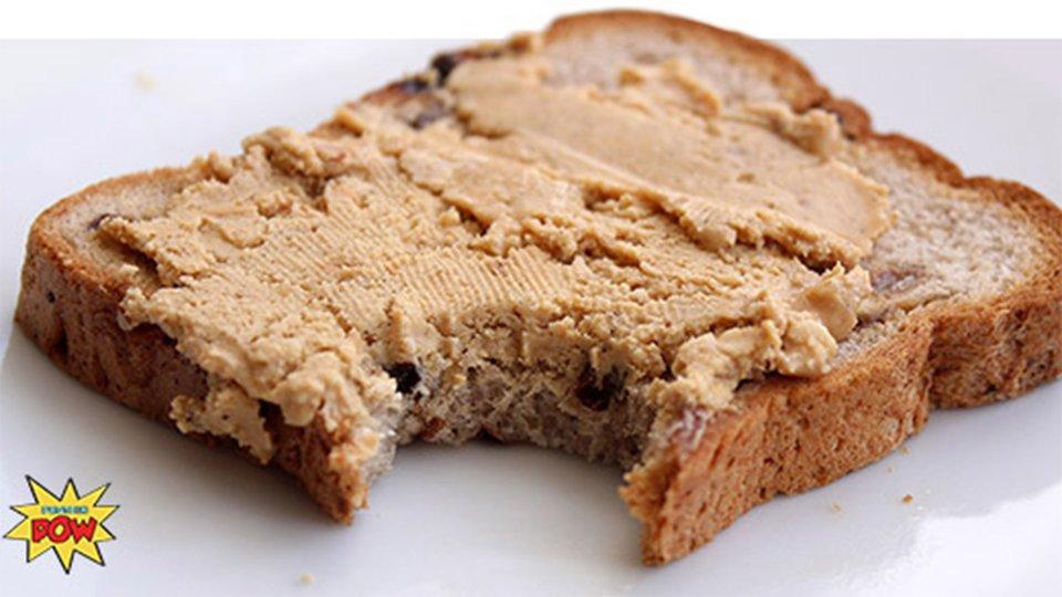 Basic Homemade Peanut Butter