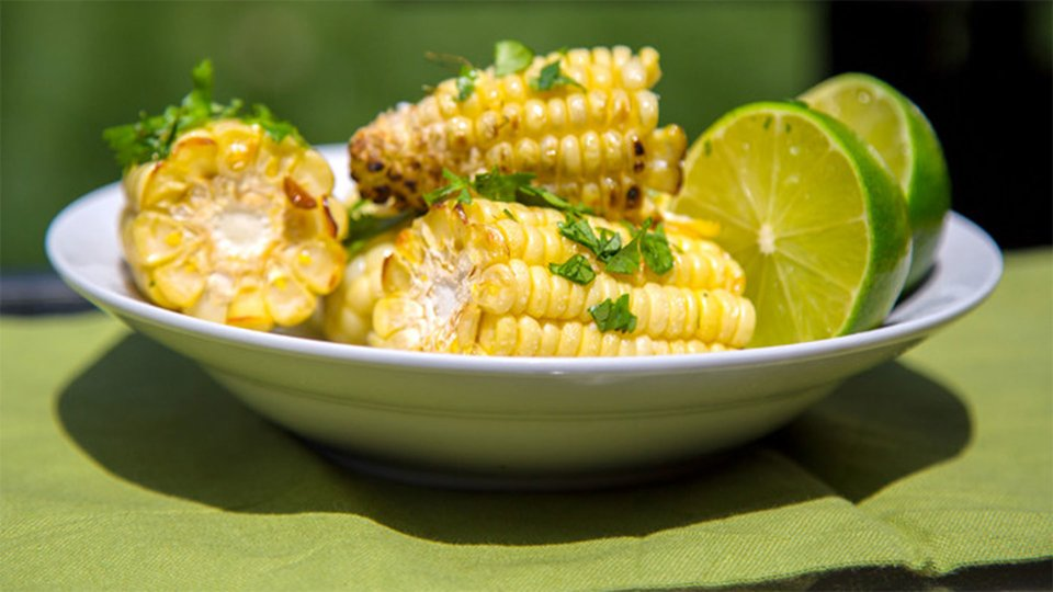 Corn On The Cob With A Twist