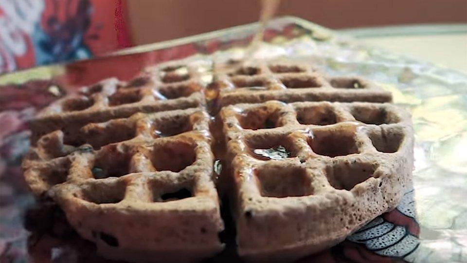 Kris Gethin's Healthy High-Protein Waffles