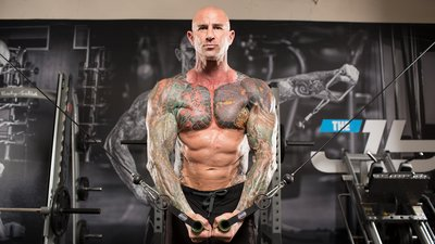 Jim Stoppani's Full-Body 21s Program