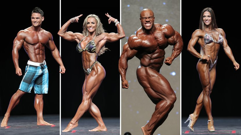 2017 IFBB Olympia Results
