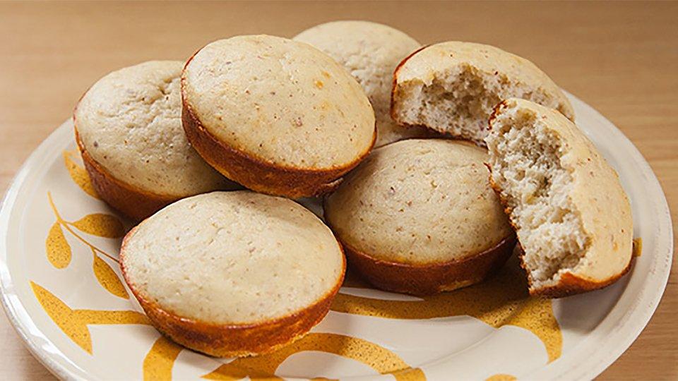 Protein Pancake Muffins