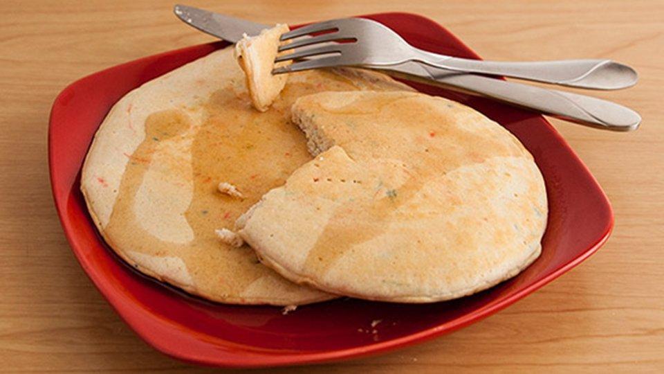 Low-Carb Protein Pancake