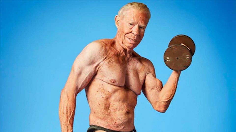 The World S Oldest Bodybuilder Still Competes To Win