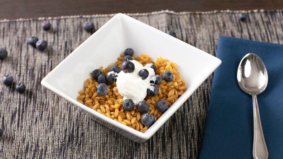 Kamut Breakfast Bowl