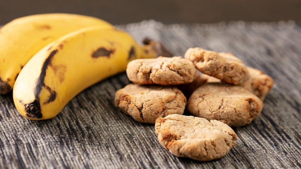 Banana Maple Cookies