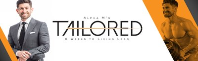 Alpha M's Tailored: 6 Weeks To Living Lean wide header image