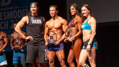 8 Reasons You Should Compete This Year!