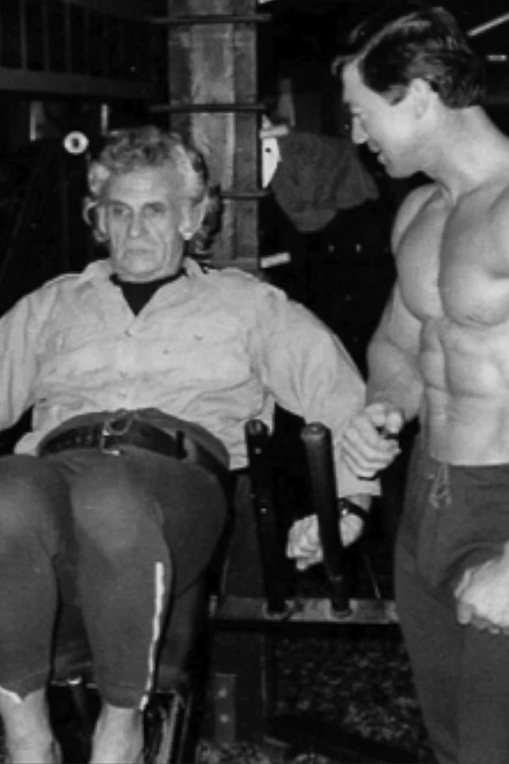 8x8: An Honest Workout By The Late, Great Vince Gironda