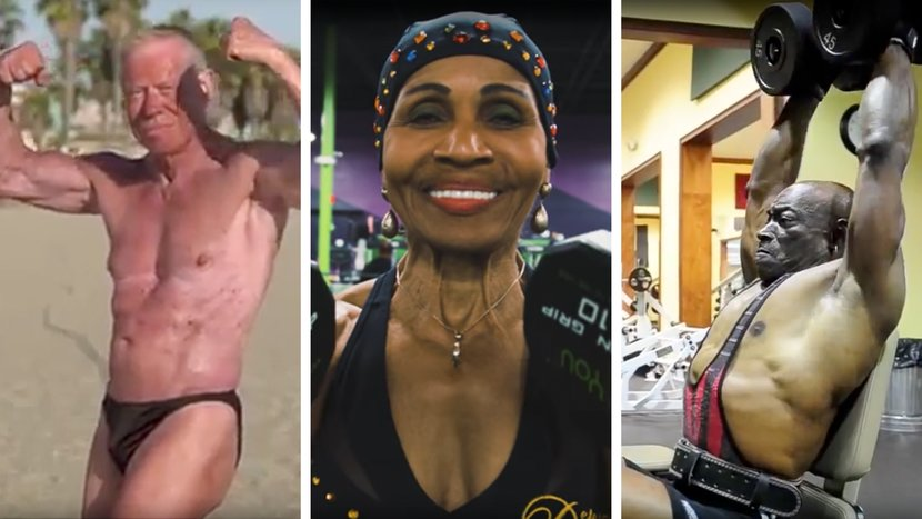 Age Is Just A Number: 3 Elderly Lifters Who Put Us All To Shame!