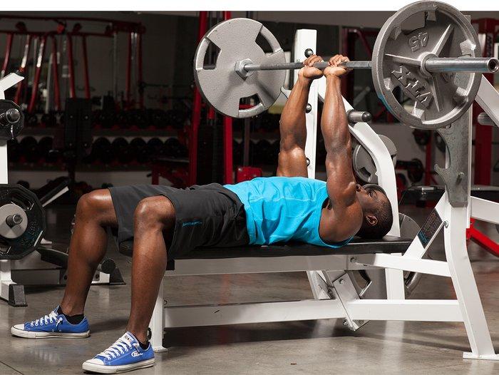 are bench press ajutor cu pierderea în greutate știința arzând grăsime