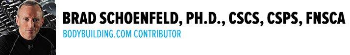 Brad Schoenfeld, Ph.D