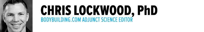 Chris Lockwood, PhD, CSCS